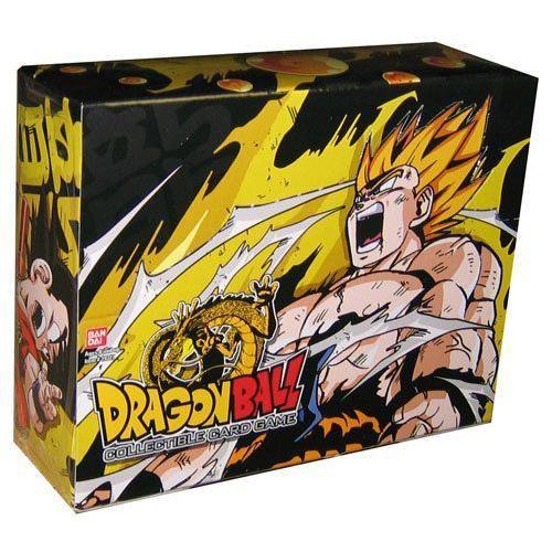 Dragonball CCG Warriors Return Booster BOX (24ct) フィギュア 人形 おもちゃ