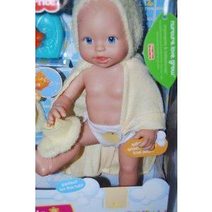 Little Mommy Scrub-A-Dub-Dub Doll ドール 人形 おもちゃ