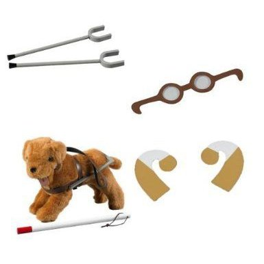 Childrens Factory Special Needs Equipment for Dolls - Diverse Abilities 10 Piece Set ドール 人形