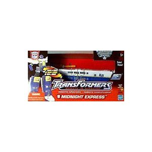 Transformers トランスフォーマー Robots in Disguise Midnight Express フィギュア 人形 おもちゃ