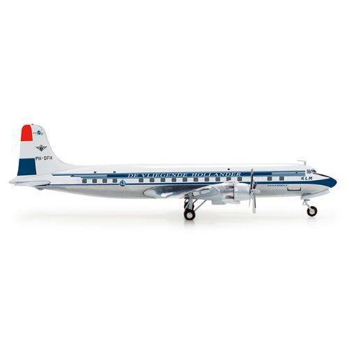 1: 200 ヘルパウィング KLM DC-6B