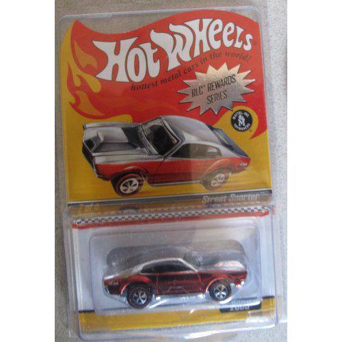 Hot Wheels ホットウィール 2009 RLC Rewards Car Street Snorter 赤 赤 Line Clubミニカー モデルカー