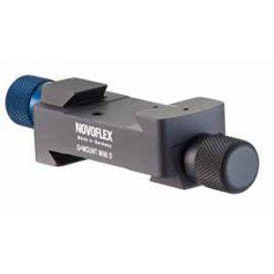 Novoflex ノボフレックス Q-mount Mini D quick release