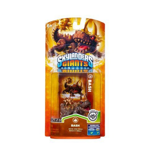 スカイランダーズ ジャイアント バッシュ 「レア」 Skylanders Giants Single Character Pack Core Serie