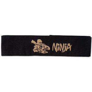 ビッグ割引 Ninja 10 Headband - Black - Pack - 10 Pack, 常陸麺づくり本舗 なかはし:4302e471 --- airmodconsu.dominiotemporario.com