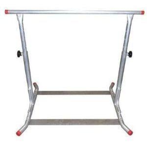 【2019春夏新色】 Beginner Horizontal Bar - Institutional Galvanized Finish - Gym Equipment, 平田市 cd2d173a
