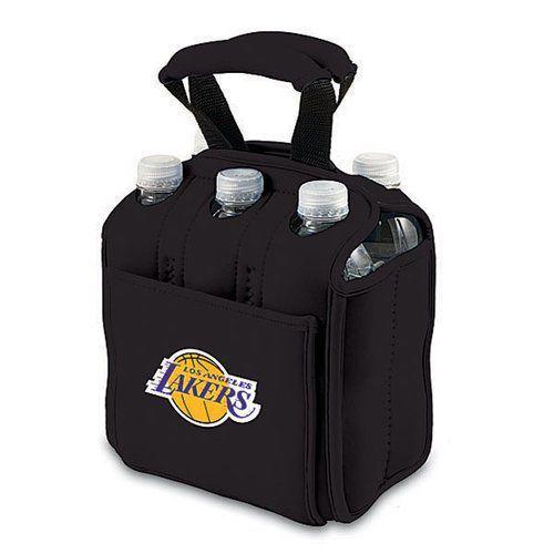 驚きの価格が実現! NBA - Los Cooler Los Angeles Angeles Lakers Black Six Pack Cooler, 壁掛けショップ:703a2101 --- airmodconsu.dominiotemporario.com
