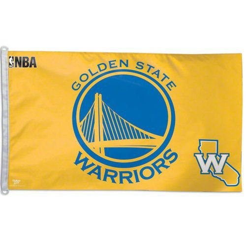 超爆安 NBA - Golden State Warriors 3x5 Flag, ツルガシマシ 4e4b3000