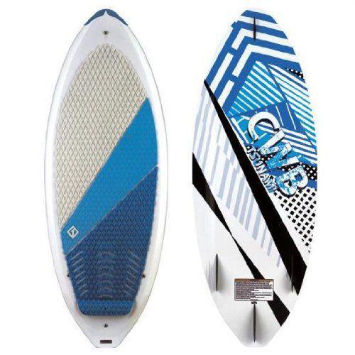 【保証書付】 CWB Tsunami Wakesurf Board 2012 12.5 cm, はたち健康ライフ研究所 65198a1f