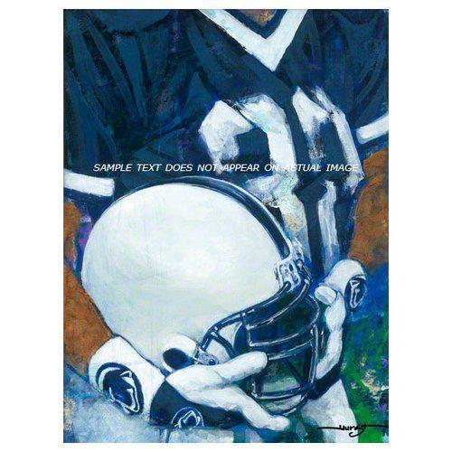 2019人気No.1の NCAA - Penn Series State Nittany Penn Lions Oversized Print: University Helmet Series Oversized Canvas Art, 曽我乃正栄堂:b8339c4e --- airmodconsu.dominiotemporario.com