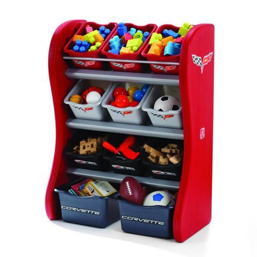 Step2 ステップ2 コルベット ルームオーガナイザー おもちゃ箱 824000