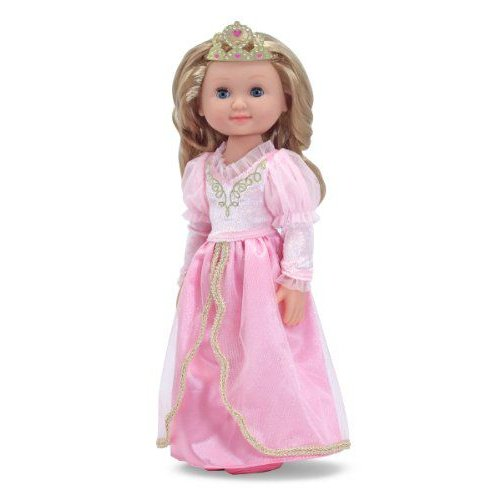 Melissa And Doug Celeste Princess Doll 355 mm