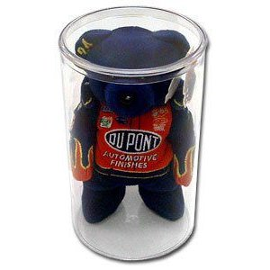Collectible Beanie Baby ビーニーベイビーズ Cylinder Display Holder ぬいぐるみ 人形