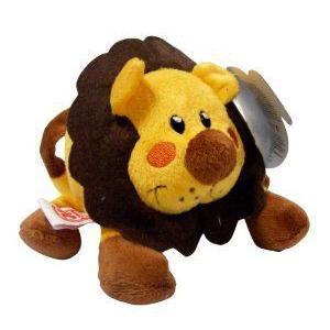 Hagen Large Dogit Luvz Plush Bouncy Toy, Lion ぬいぐるみ 人形
