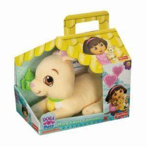 Dora Loves Conejito (pets) ぬいぐるみ 人形