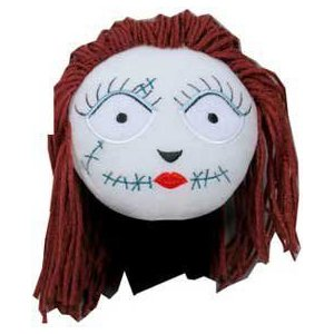 Neca Nightmare Before Christmas ナイトメア・ビフォア・クリスマス Fabric Head Sally inches 19 inche