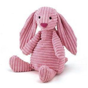 Jellycat ジェリーキャット Cordy Roy Bunny Medium ぬいぐるみ 人形
