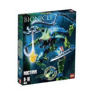 レゴ LEGO BIONICLE 8935 Nocturn バイオニクル ノクターン