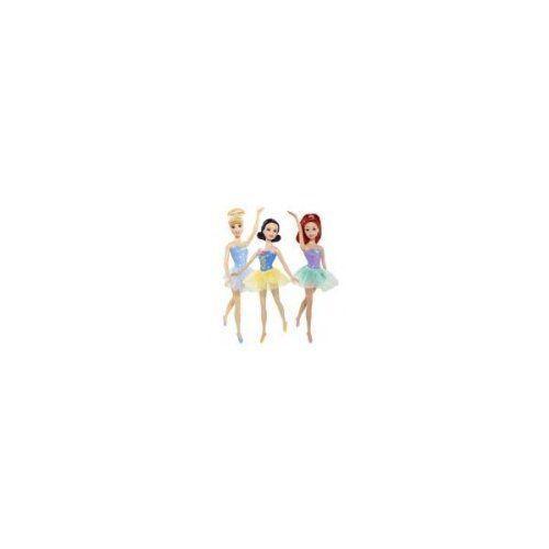 Disney ディズニー Princess Ballerina Ariel, Cinderella and Snow 白い Doll Giftset 人形 ドール