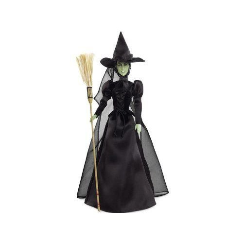 Barbie バービー Collector Wizard of Oz Wicked Witch of The West Doll 人形 ドール