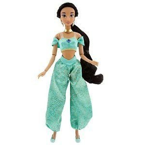 Disney ディズニー Princess Jasmine Doll - 12in 人形 ドール