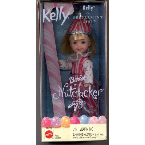 Barbie バービー Nutcracker KELLY as Peppermint Girl Doll (2001) 人形 ドール