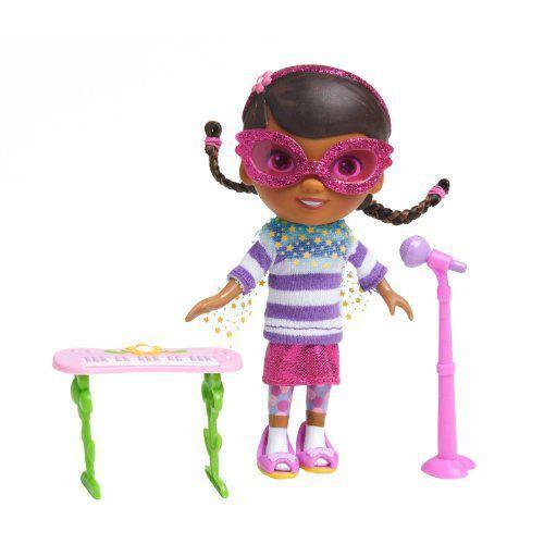 Just Play Doc McStuffins Rockstar Doll Set 人形 ドール