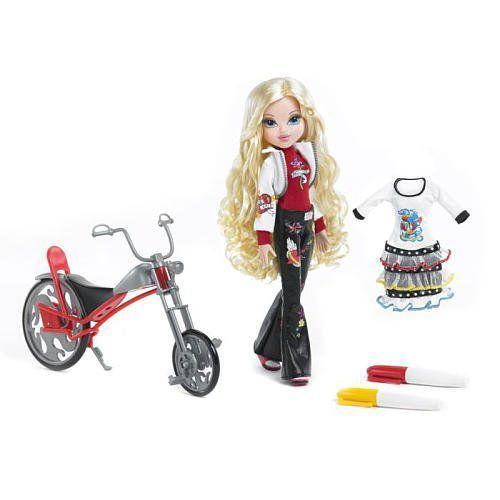 MGA Moxie Girlz Art-titude Doll Pack - Avery 人形 ドール