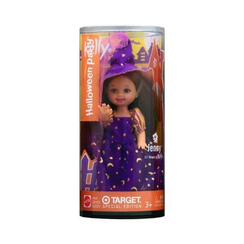 Barbie バービー Kelly Club - Jenny Doll As the Witch - Halloween Party - Target Special Edition Do