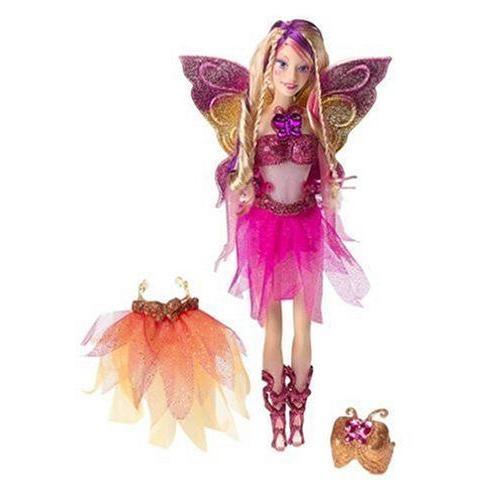 Crystal Fairytopia Barbie バービー Doll 人形 ドール