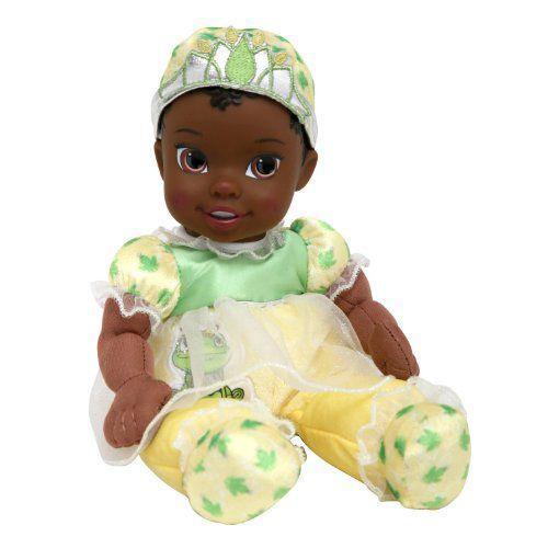 Disney ディズニー My First Soft Bedtime Princess - Tiana 人形 ドール