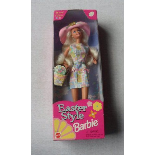 Easter Style Barbie バービー, 1997 人形 ドール