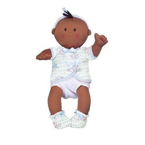 Dexter Toys DEX1502B AfroAmerican Baby 青 Clothes 人形 ドール