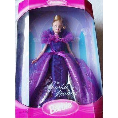 1997 Sparkle Beauty Barbie バービー 17251 人形 ドール