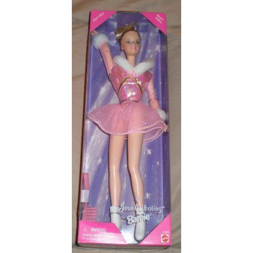 Jewel Skating Barbie バービー Doll Special Edition 人形 ドール