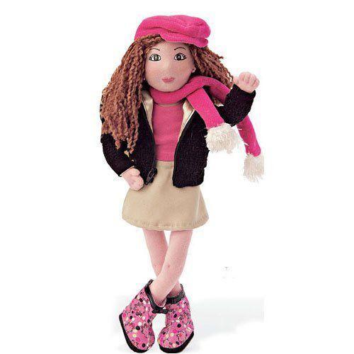 Jenna Gund Girl Doll 人形 ドール