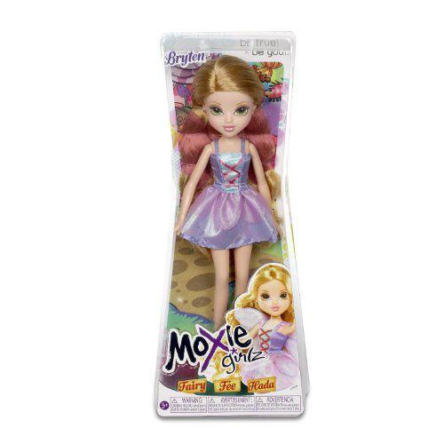 Moxie Girlz Fairytale Doll Fairy Bryten 人形 ドール