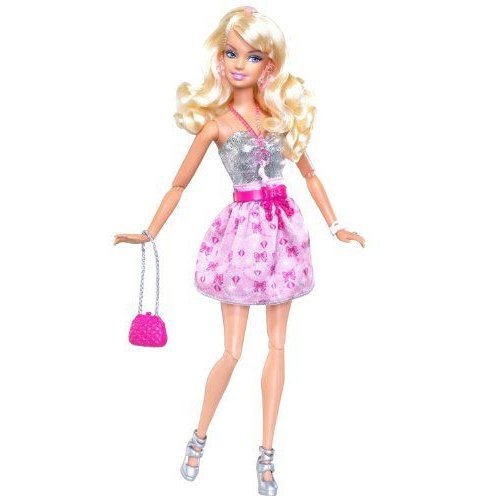 Barbie バービー Fashionistas Sweetie Shops For Jewelry Doll 人形 ドール