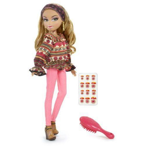 Bratz ブラッツ Totally Polished Doll, Fianna 人形 ドール