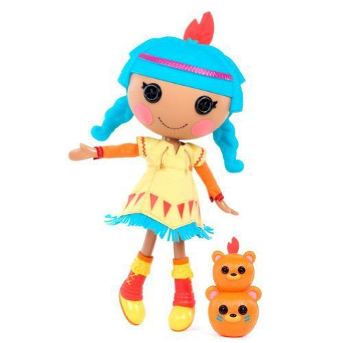 Lalaloopsy Doll - Feather Tell-A-Tale 人形 ドール