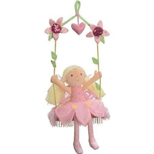 GUND Fairy on a Swing 18