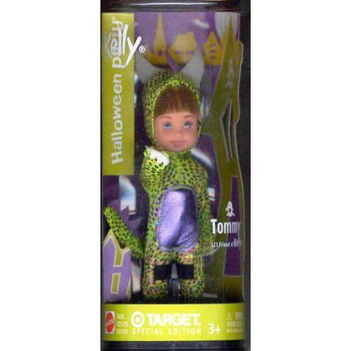 Barbie バービー - Kelly Club Halloween Costume Party Tommy as 緑 Dragon, Kelly Li'l Friends Dol