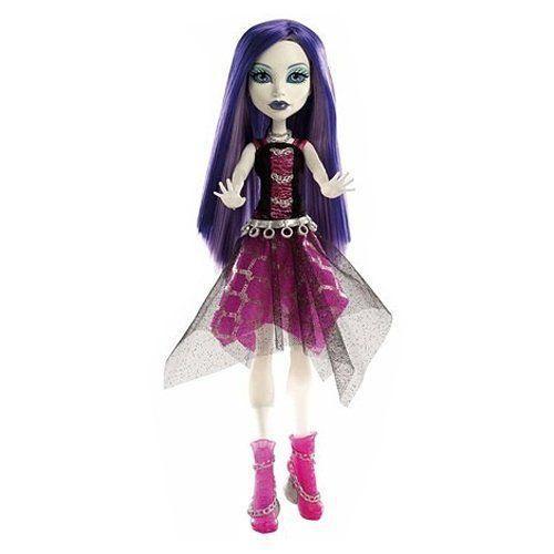 Monster High モンスターハイ Ghoul's Alive! Spectra Vondergeist Doll 人形 ドール