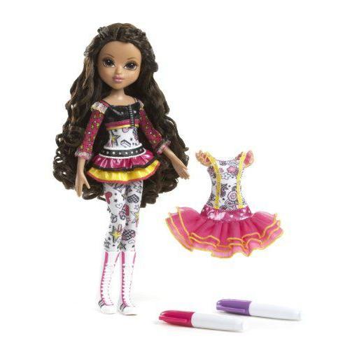 Moxie Girlz Art-titude Doll- Sophina 人形 ドール