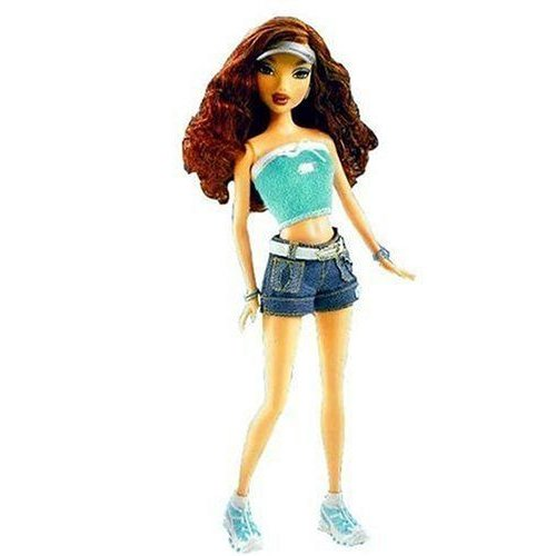 Barbie バービー My Scene Mall Maniacs Chelsea Doll 人形 ドール