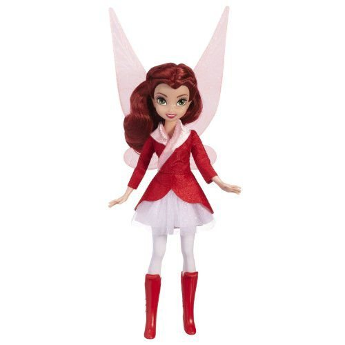 Disney ディズニー Fairies Secret of The Wings Fashion Doll - Rosetta 人形 ドール