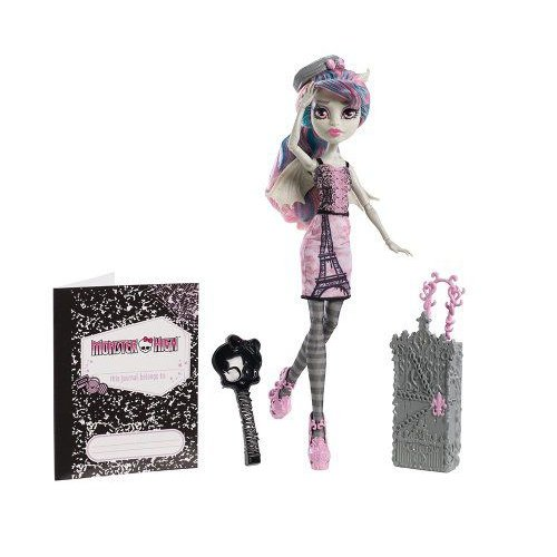 Monster High モンスターハイ Travel Scaris Rochelle Goyle Doll 人形 ドール
