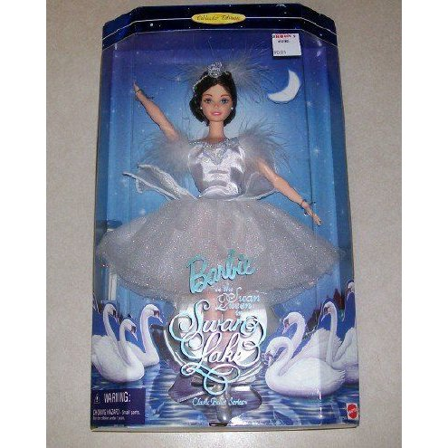 Barbie バービー as the Swan Queen in Swan Lake 人形 ドール