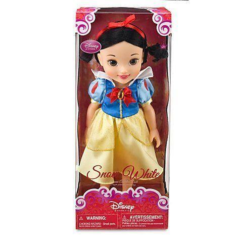 Disney ディズニー Store Snow 白い Toddler Doll 16