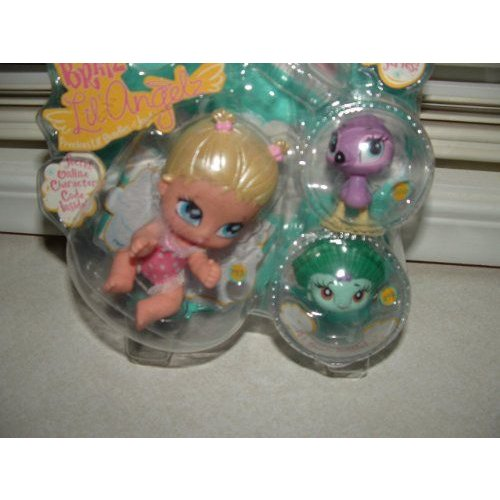 Bratz ブラッツ Lil' Angels Precious Lil' Bundles of Joy Numbe赤 Collector Series 3 Pack Set with